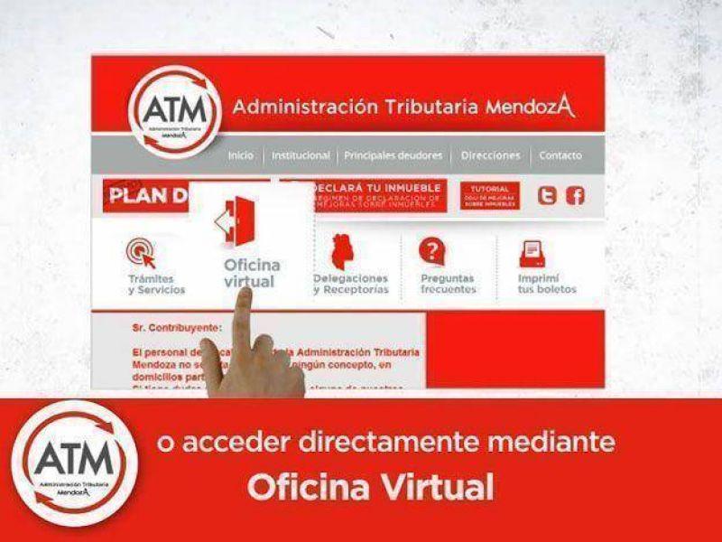ATM prorrog� hasta fines de octubre el plan para ponerse al d�a con los impuestos