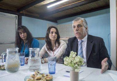 Con la presencia de 'Kibo' Carlotto, se dictó en Azul una capacitación para agentes penitenciarios