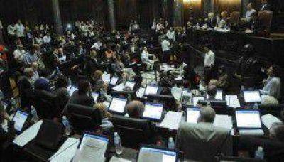 Ingresó a la Legislatura el proyecto de Presupuesto 2015
