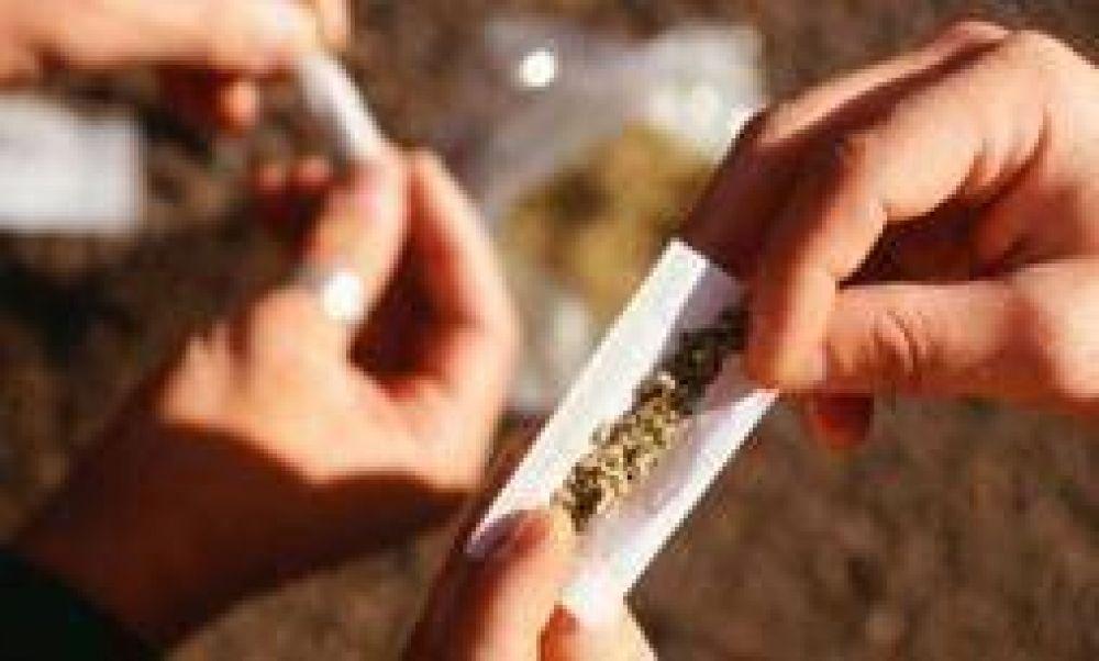Drogas. Iglesia y especialistas contra proyecto K de despenalizar consumo