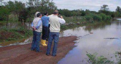 Alivio para costeros: estiman que en 48 horas el río comenzaría a bajar