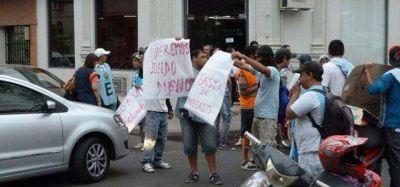 La ambición recaudatoria de Ríos desnudó la miseria de los tarjeteros negreados por la comuna