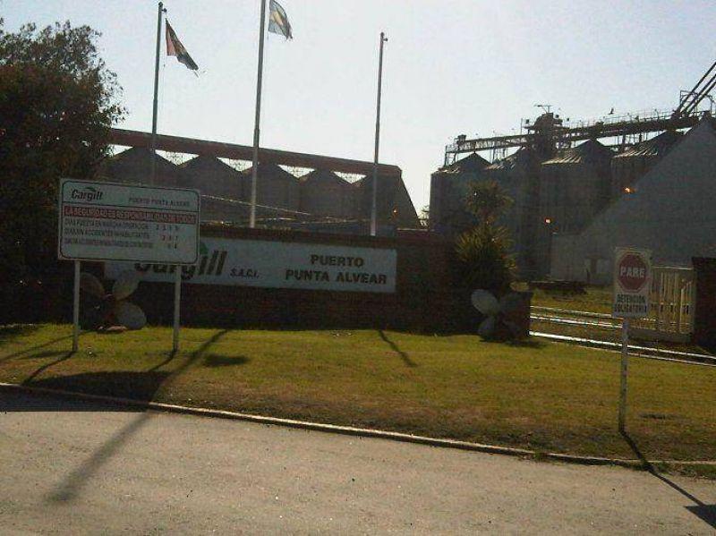Las plantas de Cargill en Santa Fe, paralizadas por despidos