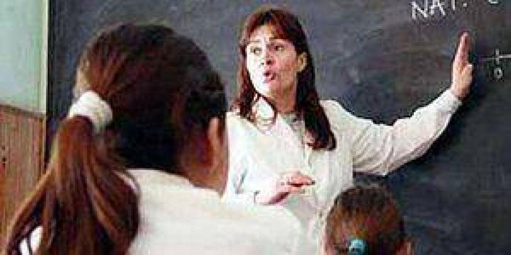 Diputados modificarán hoy la Ley de Educación provincial
