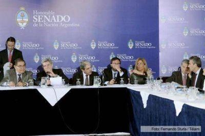 El proyecto de la nueva ley de hidrocarburos recibió dictamen en el Senado
