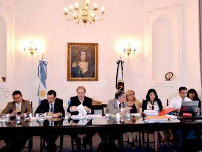 El Gobierno Provincial avanza en la recuperación y puesta en valor del casco histórico de la ciudad.