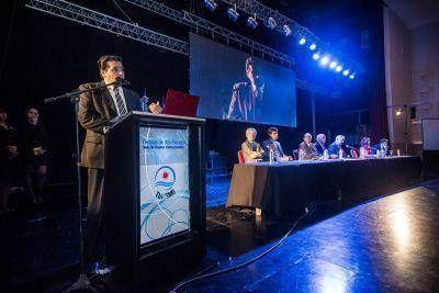 Se inició exitosamente la jornada internacional de aguas y termalismo