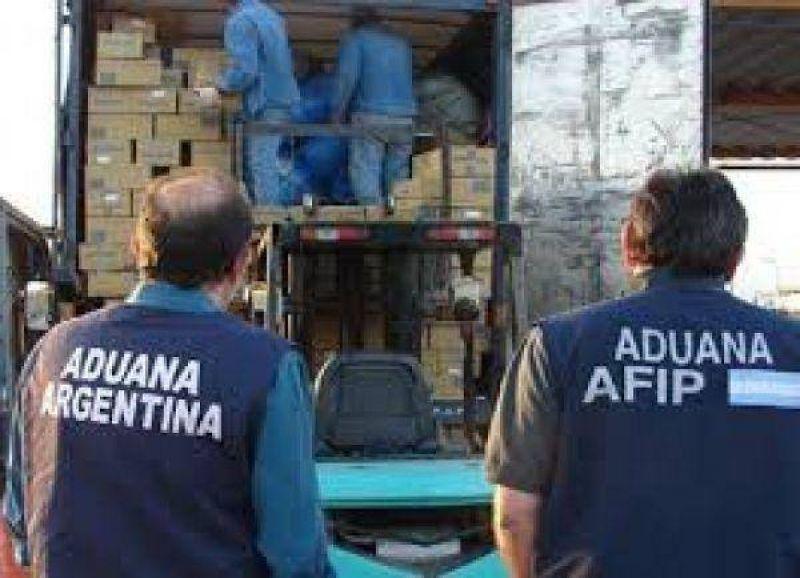 Aduaneros acordaron aumento y se suspendieron medidas de fuerza