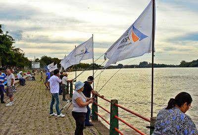 3� Edici�n del Torneo de Pesca para adultos mayores en San Fernando