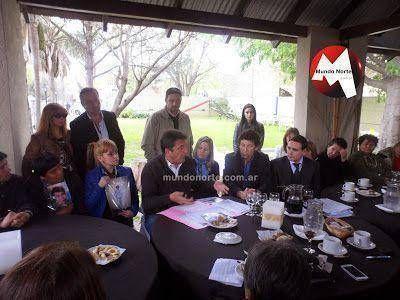 Massa: �Tenemos que acabar con el festival de excarcelaciones�