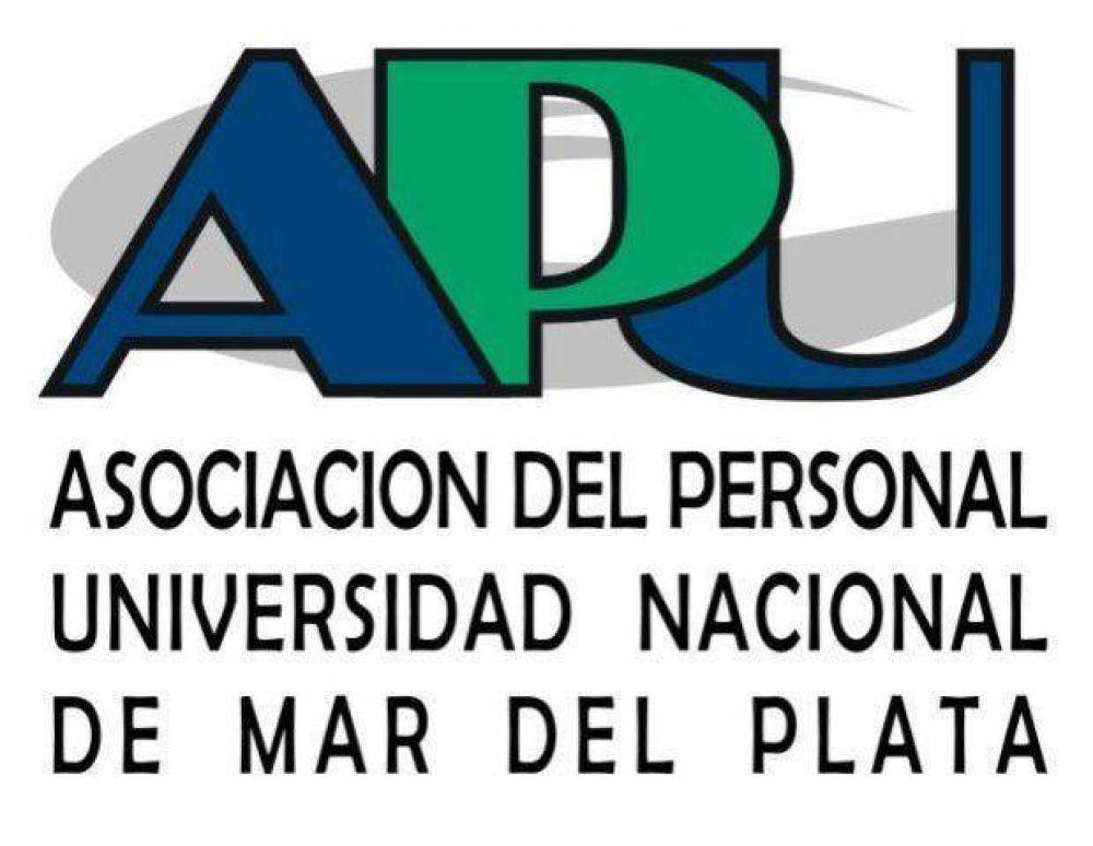 APU pone fin a las medidas de fuerza tras un principio de acuerdo