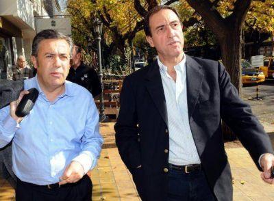 Sorpresiva reunión cumbre entre Cornejo e Iglesias