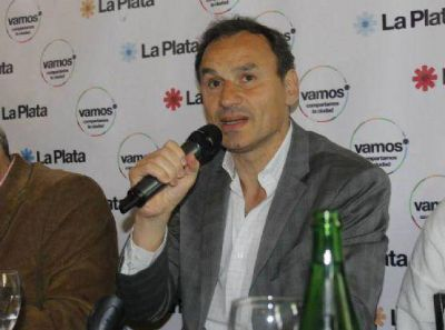 Pablo Bruera presentó la 13° temporada del Turismo Carretera que se realizará en el autódromo