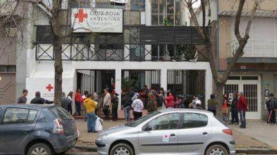 Cruz Roja lanza planes de emergencia