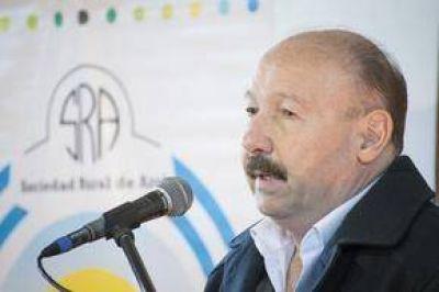 Con la presencia de José Inza, quedó inaugurada la Exposición Rural de Azul