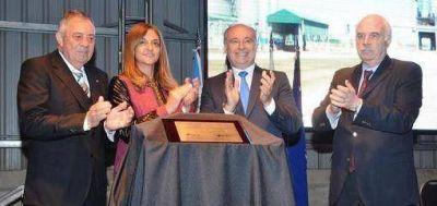 Accastello celebr� la inauguraci�n de una planta de bioetanol en Villa Mar�a
