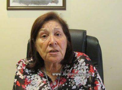 Morro apuesta a la candidatura a intendente de Javier Faroni
