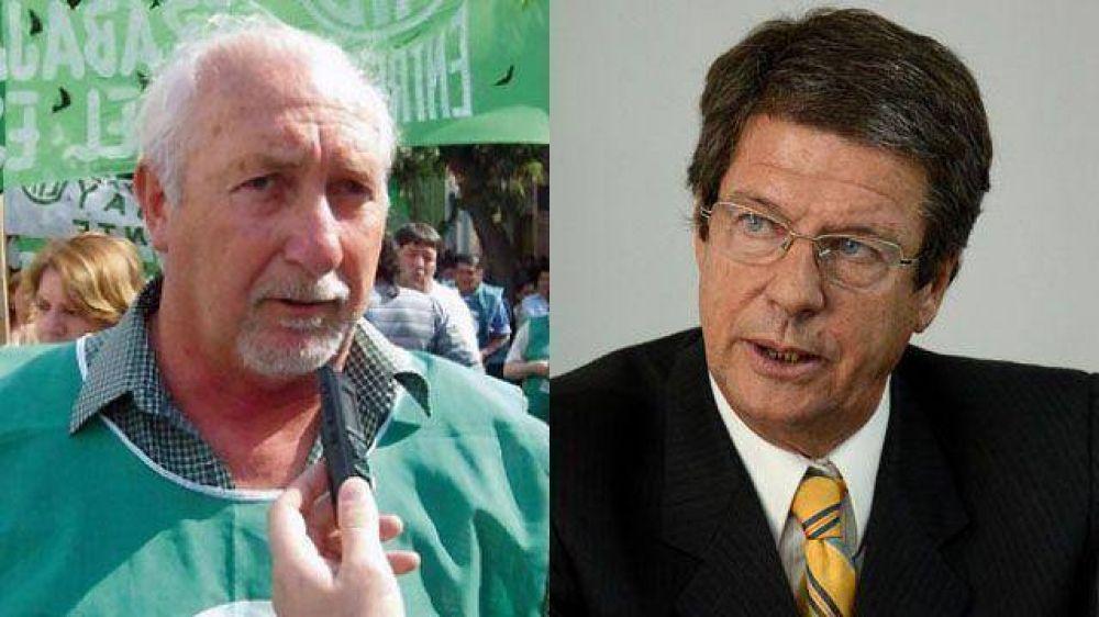 Pelandino y Cettour planifican regular licencias en Salud