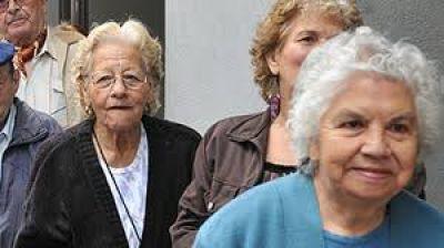 Más de 35.000 jubilados cobrarán con aumento