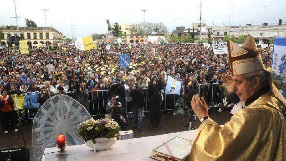 El arzobispo de Buenos Aires pidió un país