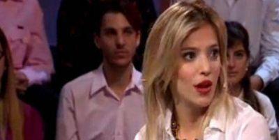 Luisana Lopilato contó que su familia fue víctima: