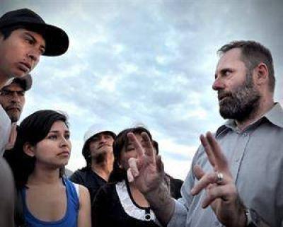 Juan Carlos Molina: con la fe kirchnerista y la palabra de Dios