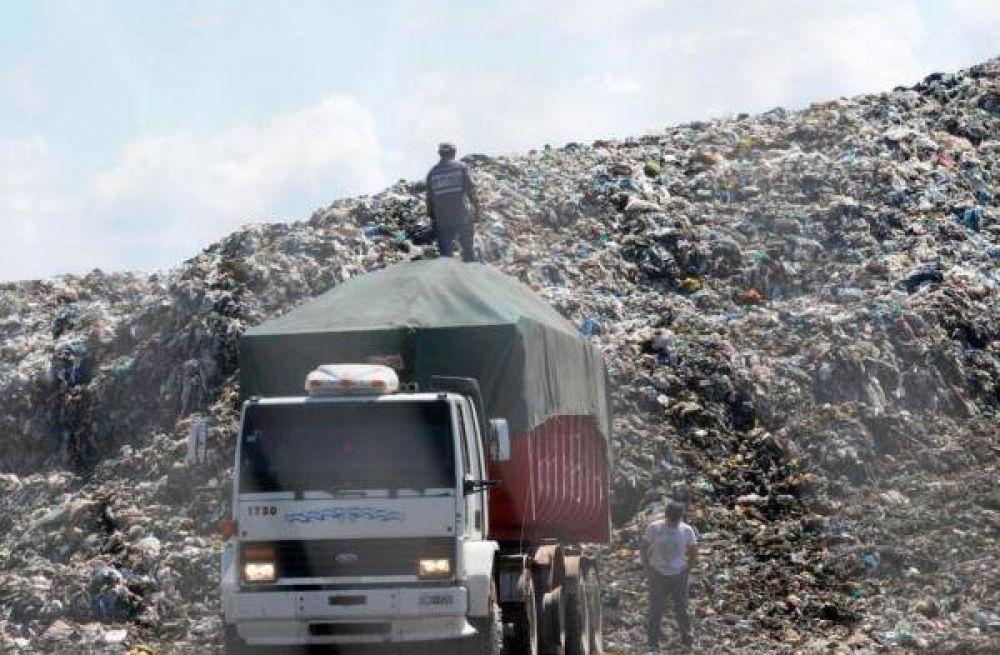Paro de camioneros: El Consorcio exhorta a los recolectores trasladar los residuos a Overo Pozo