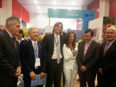 Chaco participó de la Feria de Turismo Termal y Spa más importante del mundo