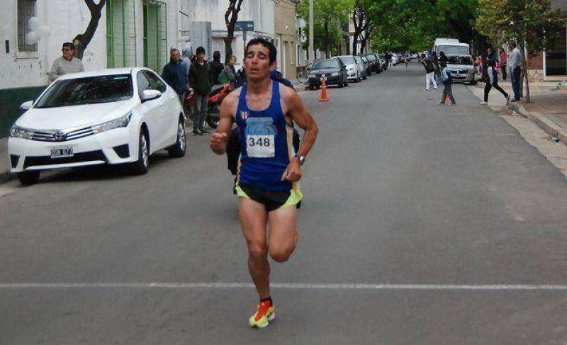Martín Ibarra se quedó con la Maratón Aniversario