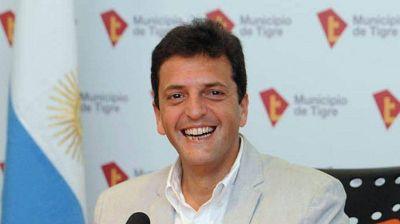 Sergio Massa está de visita en la provincia