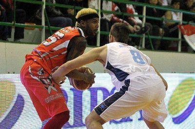 Quilmes se quedó con una gran victoria ante Bahía Basket