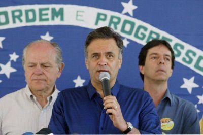 Neves, la sorpresa en Brasil que apunta a los indecisos