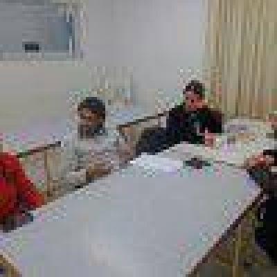 López organizó agenda de trabajo en Juan N. Fernández