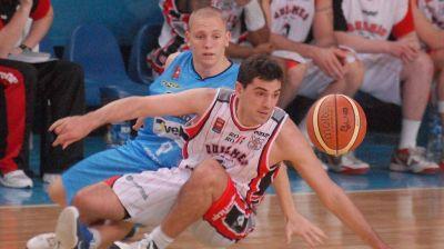 Liga Nacional: Bahía Basket cayó ante Quilmes por 83 a 78 en el Once Unidos de Mar del Plata