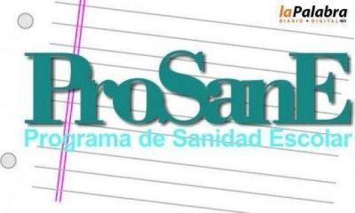 Se lanza el Prosane en el Distrito de Patagones