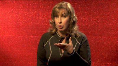 Georgina Barbarossa habló de la Justicia: