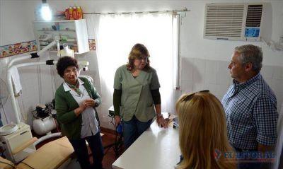 Desde las salas municipales garantizan provisión de insumos
