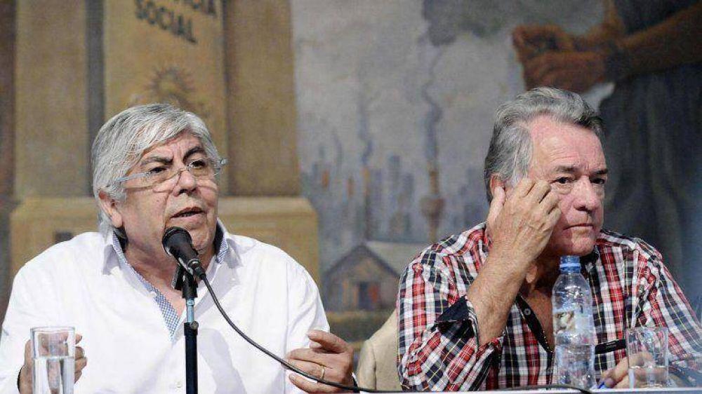 Peligra la alianza entre Moyano y Barrionuevo