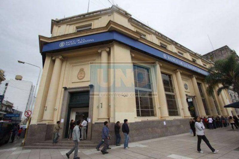 Por el feriado, no habrá bancos en varias localidades
