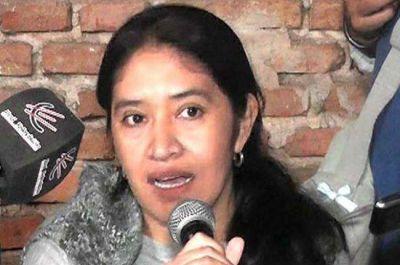 Andrea Charole reelecta al frente del Instituto del Aborigen Chaqueño