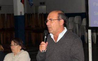 Coronel Suárez: Moccero aseguró que no hablan de candidatos