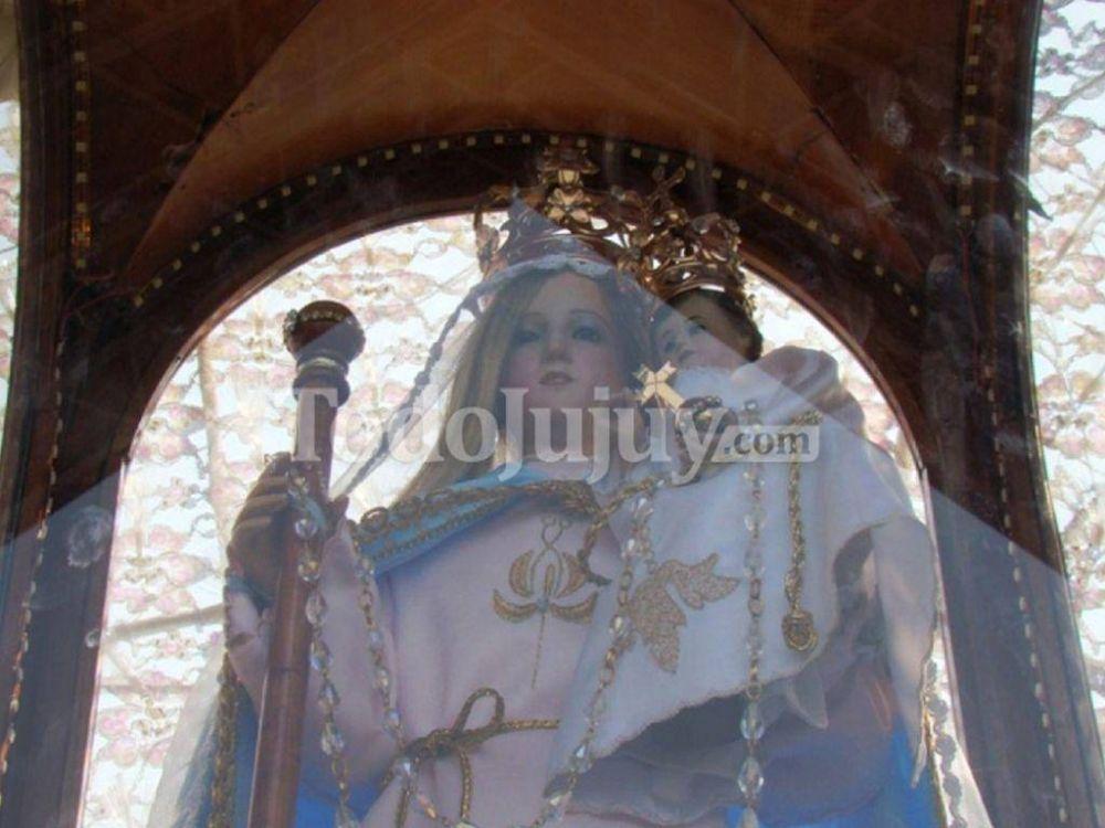 Jujuy honra a su Santa Patrona