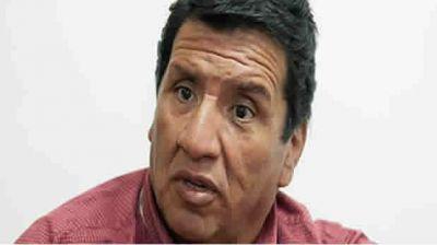 Ramiro Maldonado Claure: �Los salte�os no nos merecemos la condici�n en la que estamos�