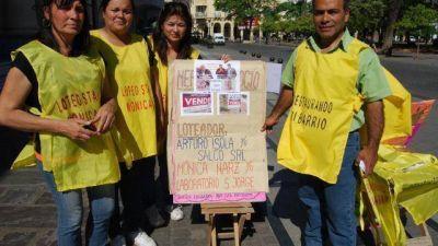 Diputados tratan la expropiación del polémico loteo Santa Mónica