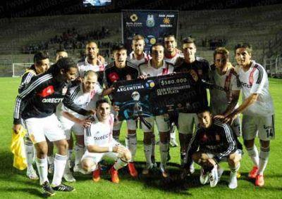 Viaje por la Copa, la gloria y unos 4 millones de pesos
