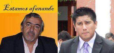 Jugada mafiosa del intendente de Concepción, acusa de violación al papá del Vice Intendente