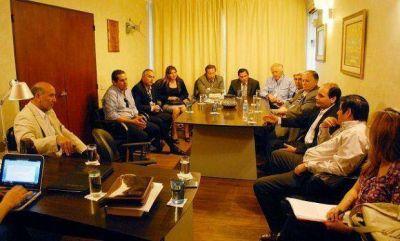 La Comisión Consultiva inició el diálogo con las instituciones