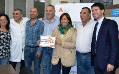 Berisso: Concejales se suman al programa