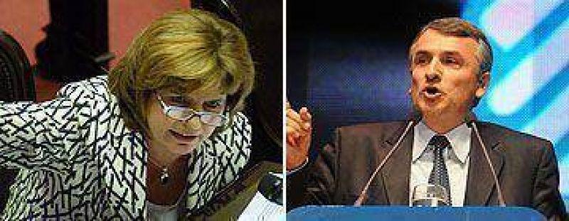 La oposición minimizó los cambios de ministros en el Gabinete y reclamó la salida de Moreno