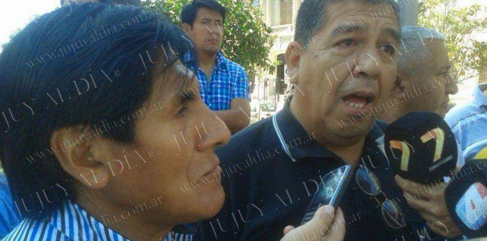 Incidentes entre docentes de Jujuy: mantiene las acusaciones contra miembros de la comisión directiva del CEDEMS por los hechos del fin de semana